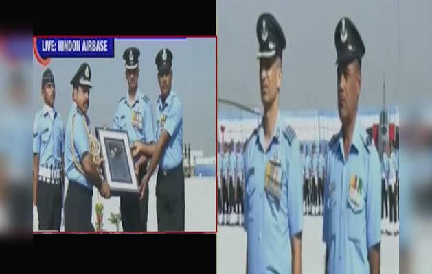 87वां वायुसेना दिवस: बालाकोट के योद्धाओं का किया गया सम्मान