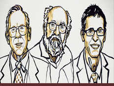 the royal swedish academy of sciences on tuesday declare nobel prize in physics 2019 at stockholm