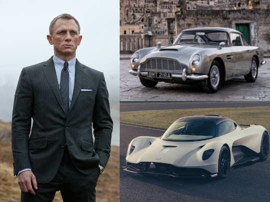 James Bond & Aston Martin