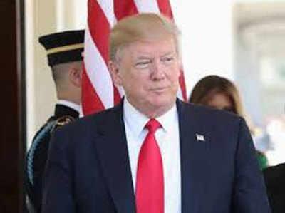 अमेरिकी राष्ट्रपति डॉनल्ड ट्रंप (फाइल फोटो)