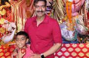 अजय देवगन का घटा वजन, चेहरे पर दिखी कमजोरी ने बढ़ाई फैन...