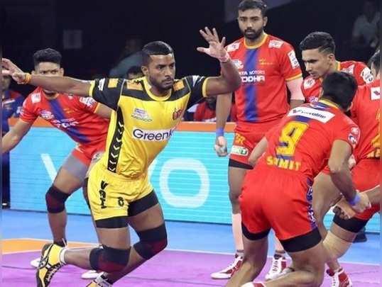 Telugu Titans 2019