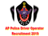 andhra pradesh state level police recruitment board has released provisional selection list 2019 for the post of driver operator download here