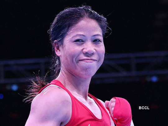 womens world boxing championships: mary kom beats ingrit valencia to enter 51kg semifinals, assures medal for india