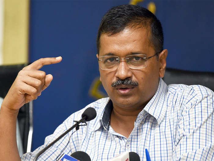 केजरीवाल सरकार पर दिल्ली बीजेपी ने लगाया आरोप