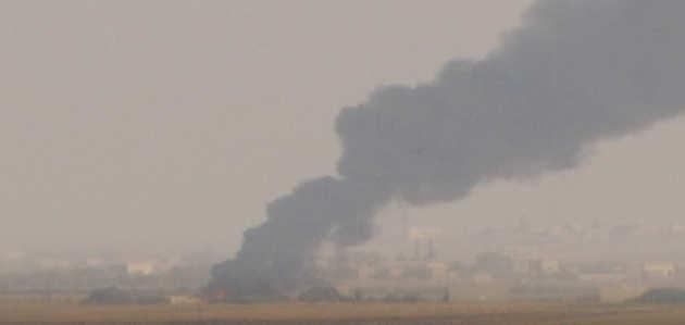 सीरिया पर तुर्की की एयर स्ट्राइक, अमेरिका के सहयोगी रहे कुर्द समूहों को बनाया निशाना
