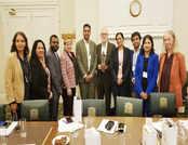 कश्मीर पर पाकिस्तान का साथ देने वाले ब्रिटिश नेता से मिला कांग्रेसी प्रतिनिधिमंडल, हुआ विवाद