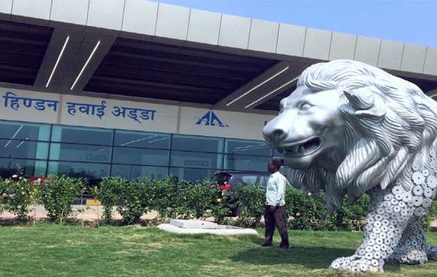 हिंडन एयरपोर्ट पर आज से शुरू होगीं यात्री विमानों की उड़ानें
