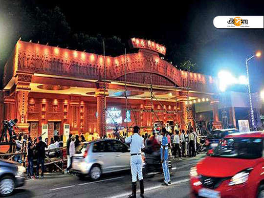 Kolkata is ready for Durga carnival 2019