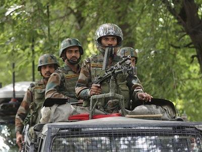 साल 2018 में कश्मीर में बढ़ी हिंंसा
