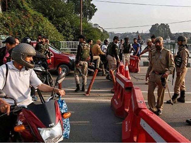 जम्मू कश्मीर: हालात का जायजा लेने पहुंचेंगे मुस्लिम धर्मगुरू