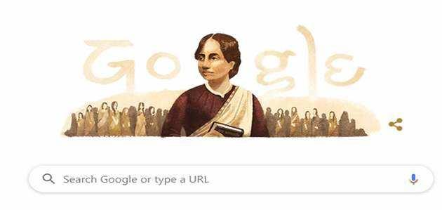 गूगल ने आज का डूडल बंगाली कवयित्री कामिनी रॉय को किया समर्पित
