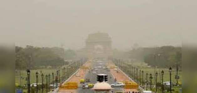 दिल्ली: हवा की गुणवत्ता हुई खराब, आने वाले दिनों में और घटने की उम्मीद