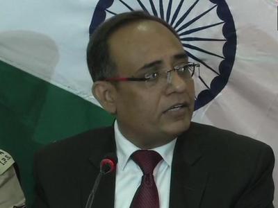 जम्मू-कश्मीर के प्रधान सचिव रोहित कंसल