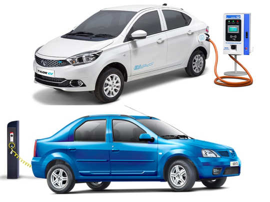 electric sedans