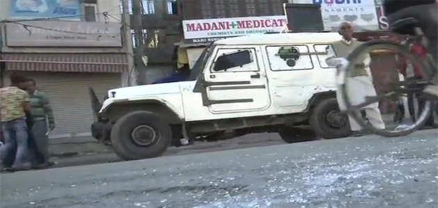श्रीनगर में आतंकियों का ग्रेनेड से हमला, कई लोग हुए घायल