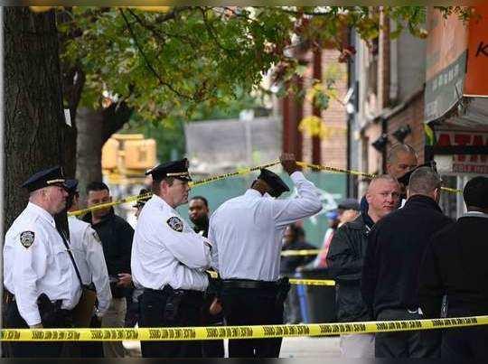 अमेरिकेत गोळीबार; चौघांचा मृत्यू