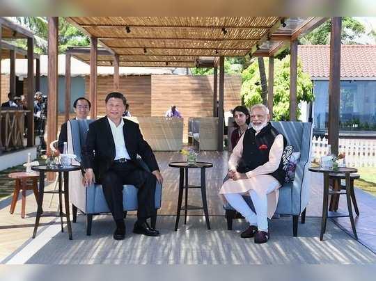 भारत-चीन संबंधांचे नवे युग
