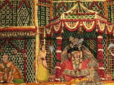 बांके बिहारी मंदिर (फाइल फोटो)