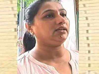 दमयंती मोदी की तस्वीर