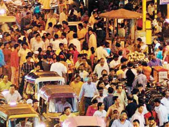 Pune-crowd