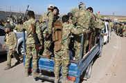 तुर्की की सेना ने सीरिया के सीमांत शहर पर किया कब्जा, ए...