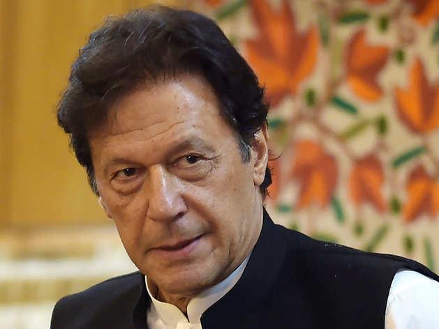 पाक पीएम इमरान खान