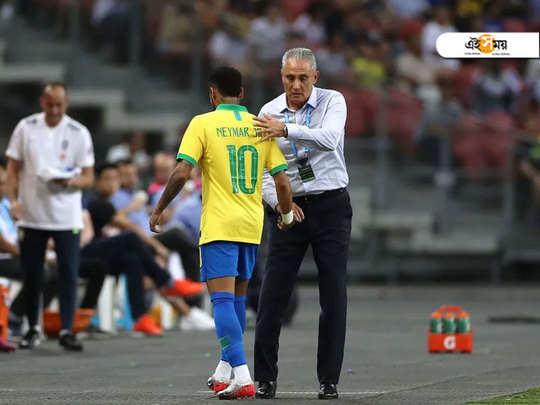 neymar suffered injury in match against nigeria