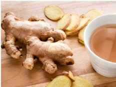 how to increase immunity power by drinking ginger tea