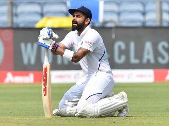 ICC Test Rankings, Virat Kohli
