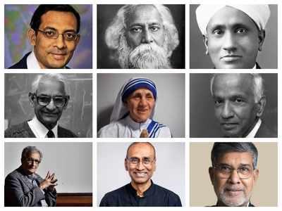 इन 9 महान भारतीय विभूतियों को नोबेल