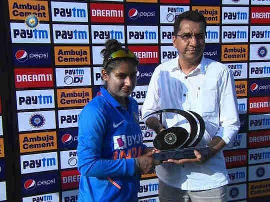 mithali raj odi series win against sa 2019