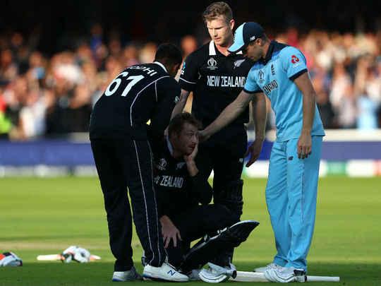 Icc cricket wc final moments 2019