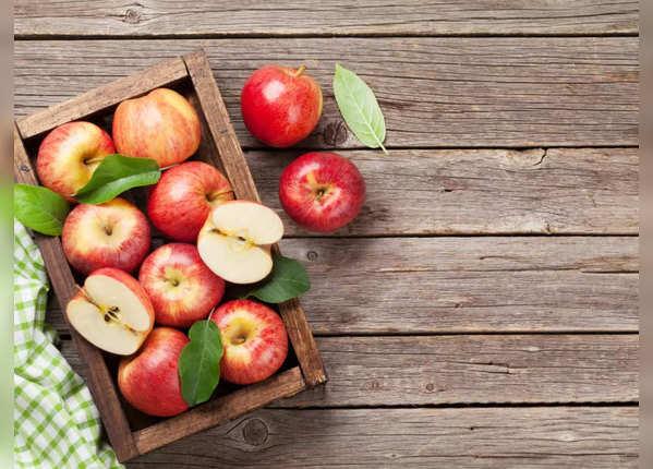 ये फल हैं सुरक्षित, सेब