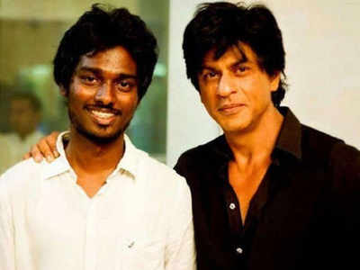 ऐटली और शाहरुख खान