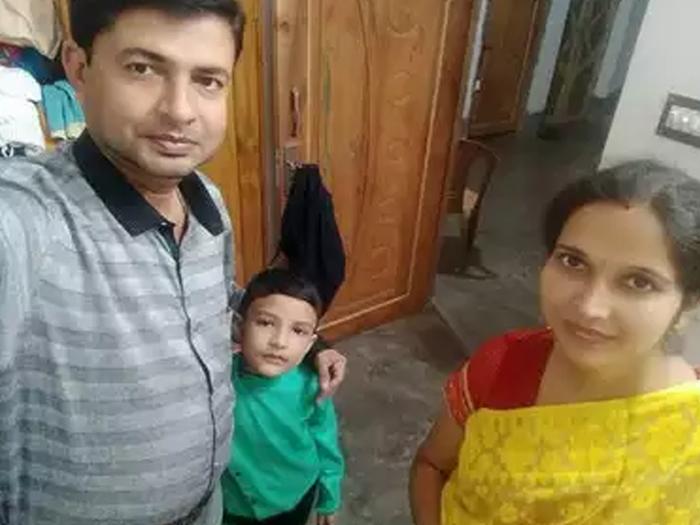 पाल और उसका परिवार