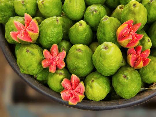 gauva fruits