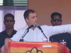 fake alert rahul gandhi did not say he will leave india and settle in london