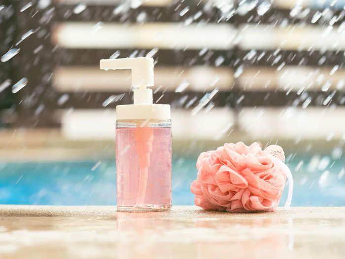 Body Wash Gel