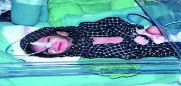बरेली: 48 घंटों तक जमीन से 3 फुट नीचे मटके में दबी रही नवजात बच्ची