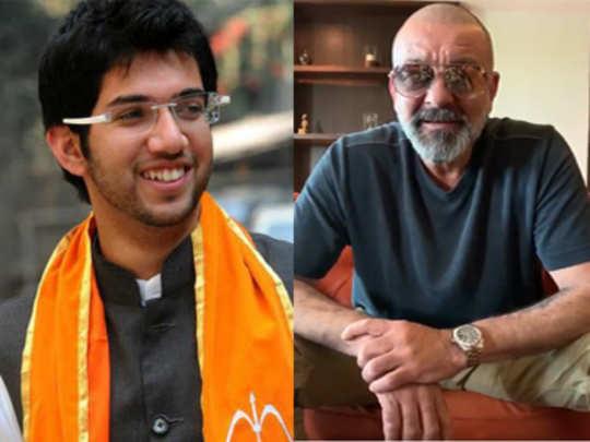 डॅशिंग नेता हवा... संजय दत्तचा आदित्य ठाकरेंना पाठिंबा