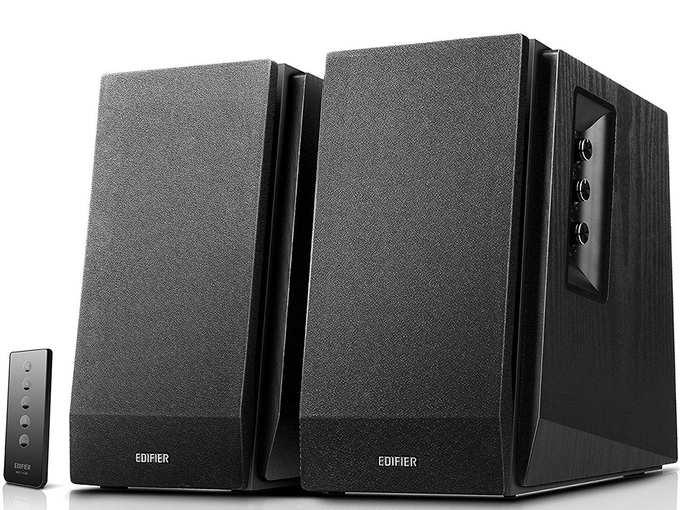 EDIFIER R1700BT 2.0 Bluetooth bookshelf active speaker system Philips home theatre 5.1