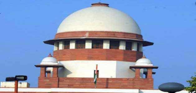 अयोध्या विवाद की सुनवाई के दौरान सुप्रीम कोर्ट में हंगामा