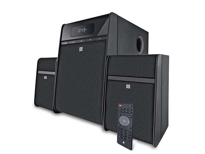 iBall Tarang Classic 2.1 Multimedia Speaker Philips home theatre 5.1