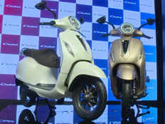 bajaj launches of its electric scooter named chetak in india