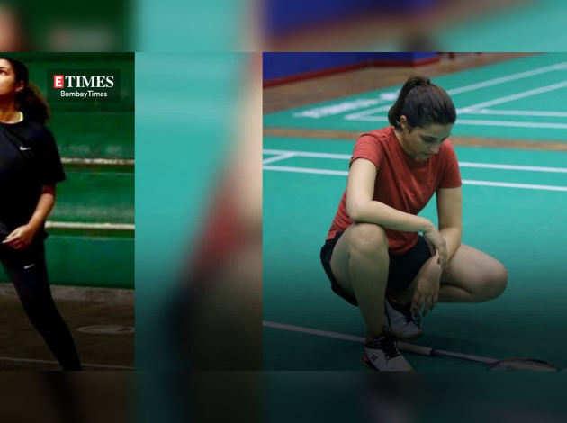 साइना नेहवाल की बायॉपिक के लिए तैयारी कर रही हैं परिणीति चोपड़ा