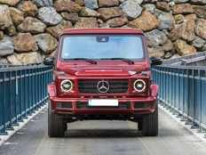 g class suv range expanded mercedes benz india launches g 350d at rs 1 50 crore