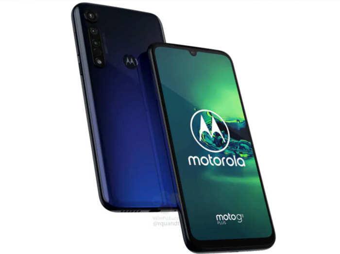 Moto G8 Plus स्मार्टफोन 24 अक्टूबर को होगा लॉन्च, सामने आए ये डीटेल्स