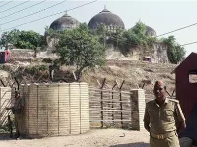 फाइल फोटो: बाबरी मस्जिद