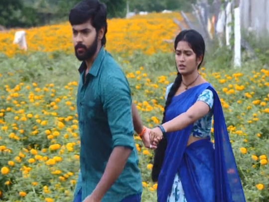 Mounaragam Telugu Serial